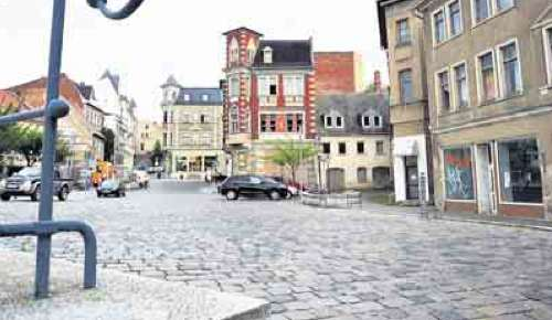MZ-Foto Bernburg Saalplatz