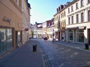 Bernburg, untere Wilhelmstraße