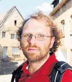 Mit seinen Ideen, junges Leben in die Bernburger Altstadt zu holen, stößt Olaf Böhlk nicht nur auf Gegenliebe. FOTO: ARCHIV