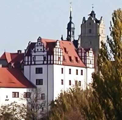 Schloss Bernburg, Altes Haus