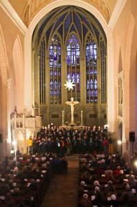 Marienkirche Bernburg - Adventskonzert 2011