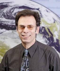 Der Referent Gerhard Lux, Pressesprecher (Fachpresse) beim Deutscher Wetterdienst (Foto: DWD)