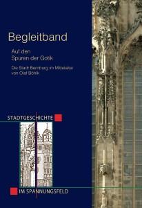 Buchcover Auf den Spuren der Gotik