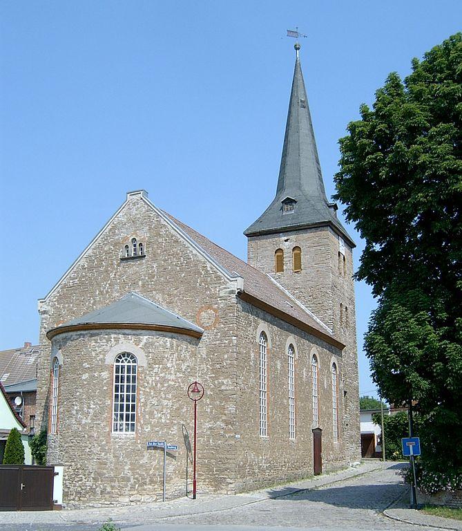 Die Kirche St. Petri in Gröna. Quelle: Wikipedia CC-BY-3.0 Bildautor: Ralf Lotys